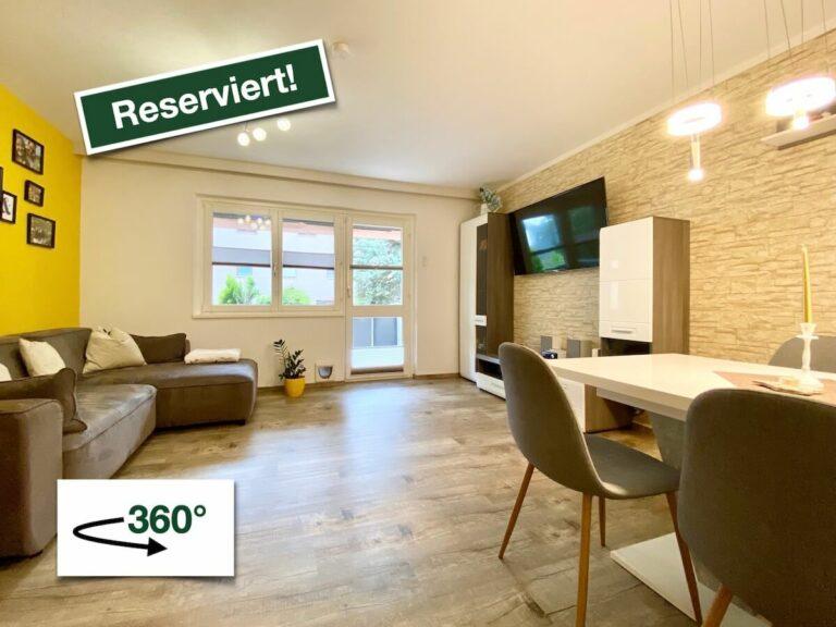 Gepflegte 3-Zimmer-Wohnung in bester Lage von Götzis