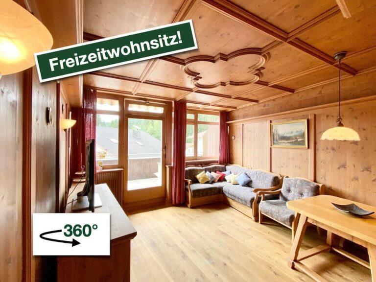 Freizeitwohnsitz im Herzen von Leutasch mit bestem Panoramablick
